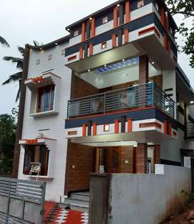 6cent 6bhk 2150sqft residential house