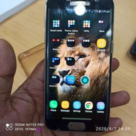 Samsung s7 never repiar gold phone 4 gb & 32 gb