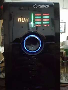 Audionic woofer max550 plus for sale 10/10