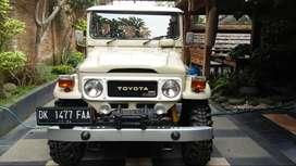 Toyota Hardtop FJ40 1980 Istimewa