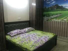 AC Furnished room near Metro