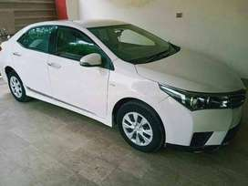 Toyota Corolla GLI On Easy Installment Plans