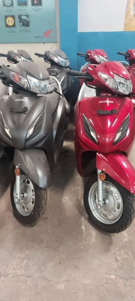 Just pay 12000 low down payment on Honda activa 6g std