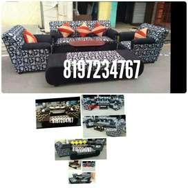 New Karnataka furniture sofa set factory outlet