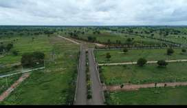 Best Location-DTCP Approved Open plots for sale at Sadashivpet with Vi