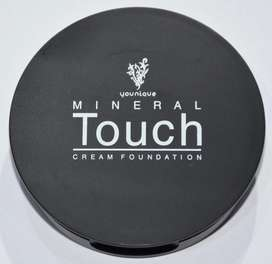 Pressed Powder Foundation, Mineral Touch, 0.30 oz / 89g