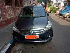 Selling  Ertiga car vry less used