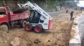 Bobcat skid steer loader rent