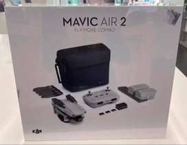 DJI AIR 2 - FLY MORE COMBO - Almost new