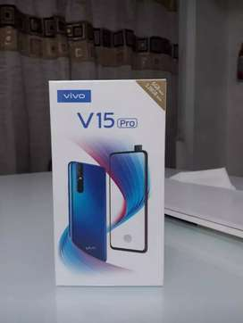 Vivo v15pro 128gb cash on delivery available