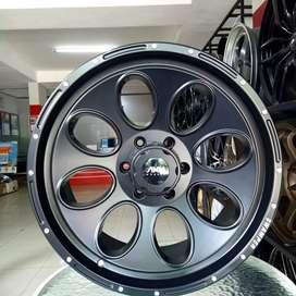 TOKO VELG MOBIL RING 20 ×9 BARU SUV AMW PAJERO FORTUNER HILUX EVEREST