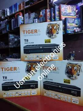 Tiger T8 high class new stock available