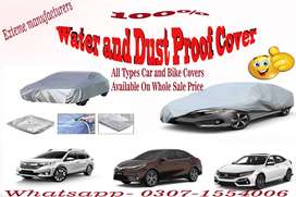 ALL TYPES WATER AND DUST PEROOF CAR COVER
