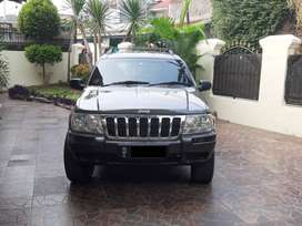 Jeep Grand Cherokee 4.0cc Laredo Th 2000 Abu Metalik