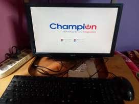 Champion good conditions