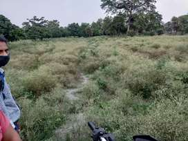 Commercial /residential plot in muzaffarpur