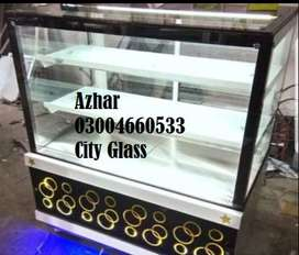 Imported Glass Bakery Counter