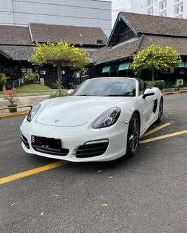 Istimewa! Porsche BOXSTER 2.7 PDK 2013 2014 FULL OPTION
