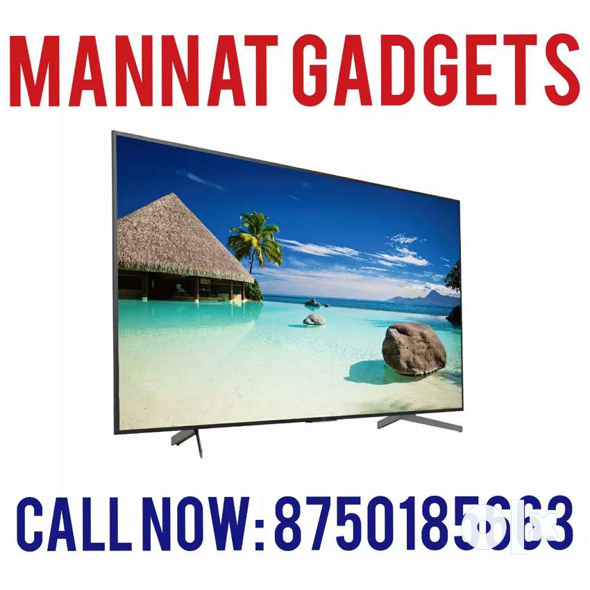 4k support with 40 inch smart LED TV || latest model 0