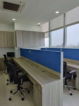 Furnished office available for rent near vashi station.