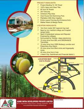 4476 Sq Ft @ Farm Land Open Plots for Sale in Savannah Nature at Patan
