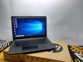Laptop HP 14-bw0xx Mulus Jarang Kepake Barang Like New