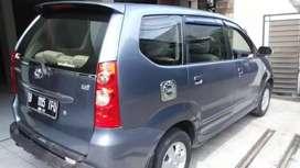 Toyota Avanza G  MT Abu Abu BN
