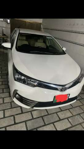 Corolla GLI need on rent for 3 months