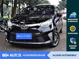 [OLX Autos] Toyota Calya 2017 1.2 G A/T Bensin Hitam #Allison