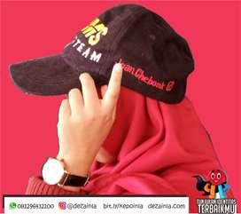 Custom Topi Online Palembang