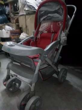 Full size Pram in good condition _ Price Negotiable