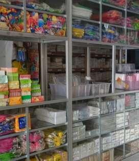 Dibutuhkan segera pegawai untuk toko Plastik & ATK