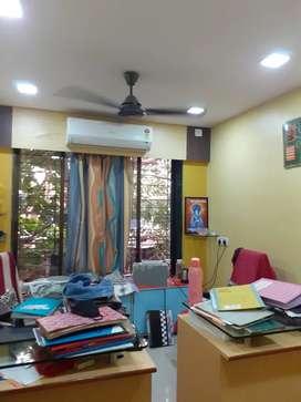 Office & godown 1+1 (1200 sqft + terrace)