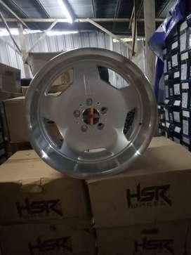 VELG MOBIL HSR MERCY ROSTOCK EURO AM5270 HSR R17X8 H5X112 ET35 SML