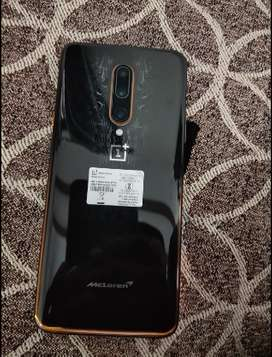 Certified refurbished model of One plus 7T pro Mc Laren edition is ava