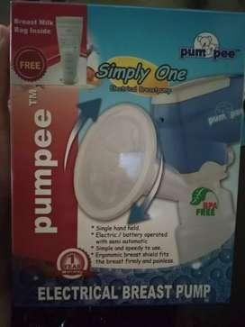 Pompa asi merk pum pee