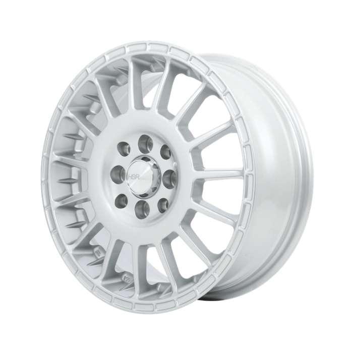 ARROW HSR VELG MOBIL VARIASI IMPORT R.15x65 H8 Silver 0