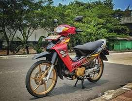 Suzuki Shogun R modif SP
