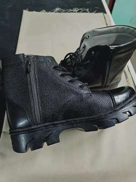 bike trip use  to Zip boot full leather