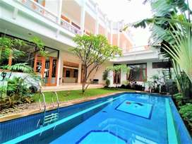 For Rent Single House at Kemang & Condition Unfurnished A0443