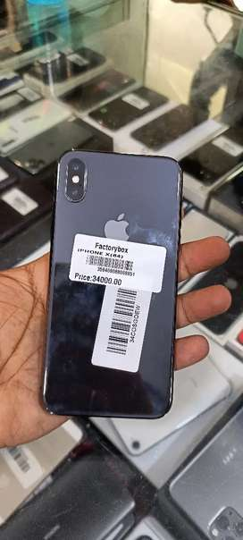 IPhone X Space Grey 64gb Brand new conditions with