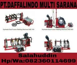 Jual Mesin Las Pipa HDPE Manual Sulawesi Selatan