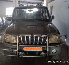 Mahindra Scorpio 2008 Diesel Well Maintained