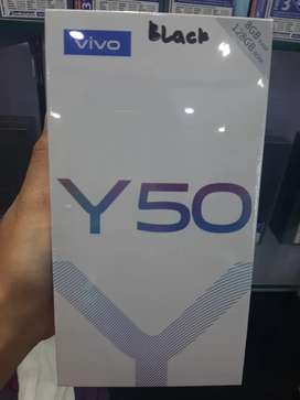 Kredit Cepat VIVO Y50 8/128GB DP LOW BUNGA 0%