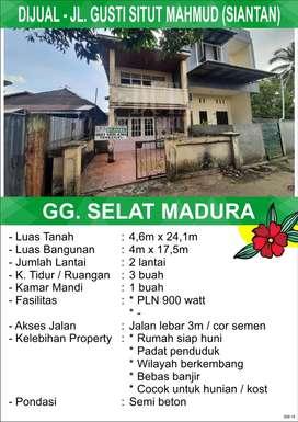 Rumah Siantan Pontianak Kalimantan Barat