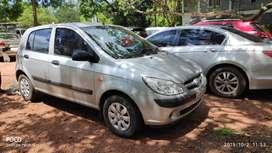 Hyundai Getz Prime 1.1 GVS, 2008, Petrol