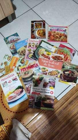 Buku2 menu masakan