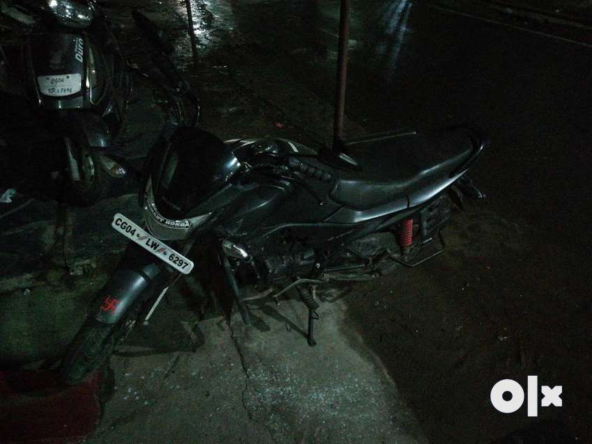Honda livo 110 cc drum brake with fully maintained n as new bike. 0