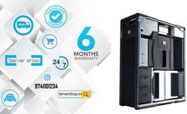 HP Z800 / Dell T7500 workstation server computer with 1 year warranty