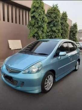 jual cepet Honda Jazz GD3 i-DSI 2007 pajak hidup surat2 lengkap